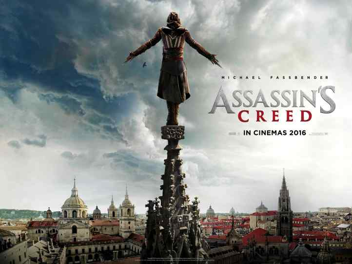 Assassin's Creed Camp B Teaser Quad