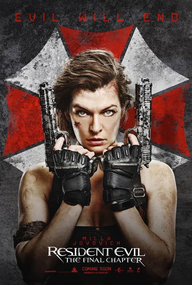 Resident Evil The Final Chapter Official Teaser Trailer