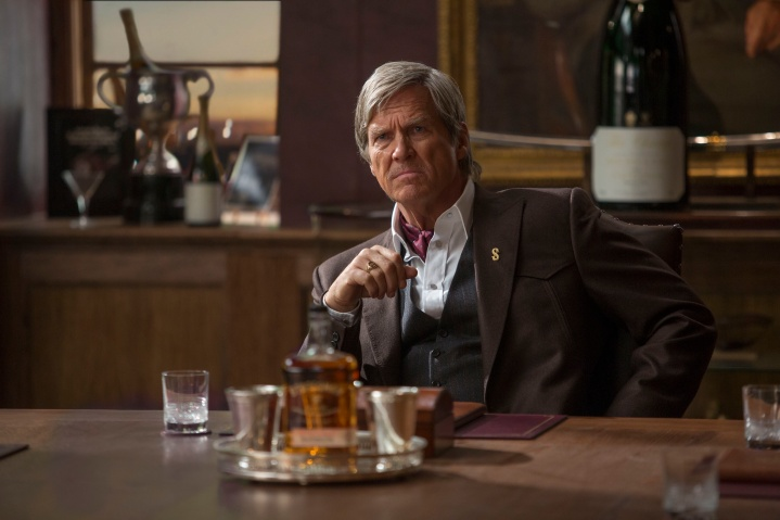 "DF-06828_r2 - Jeff Bridges stars in Twentieth Century Fox's ""Kingsman: The Golden Circle,"" also starring Colin Firth, julianne Moore, Taron Egerton, Mark Strong, Elton John, Channing Tatum and Halle Berry. Photo Credit: Giles Keyte."