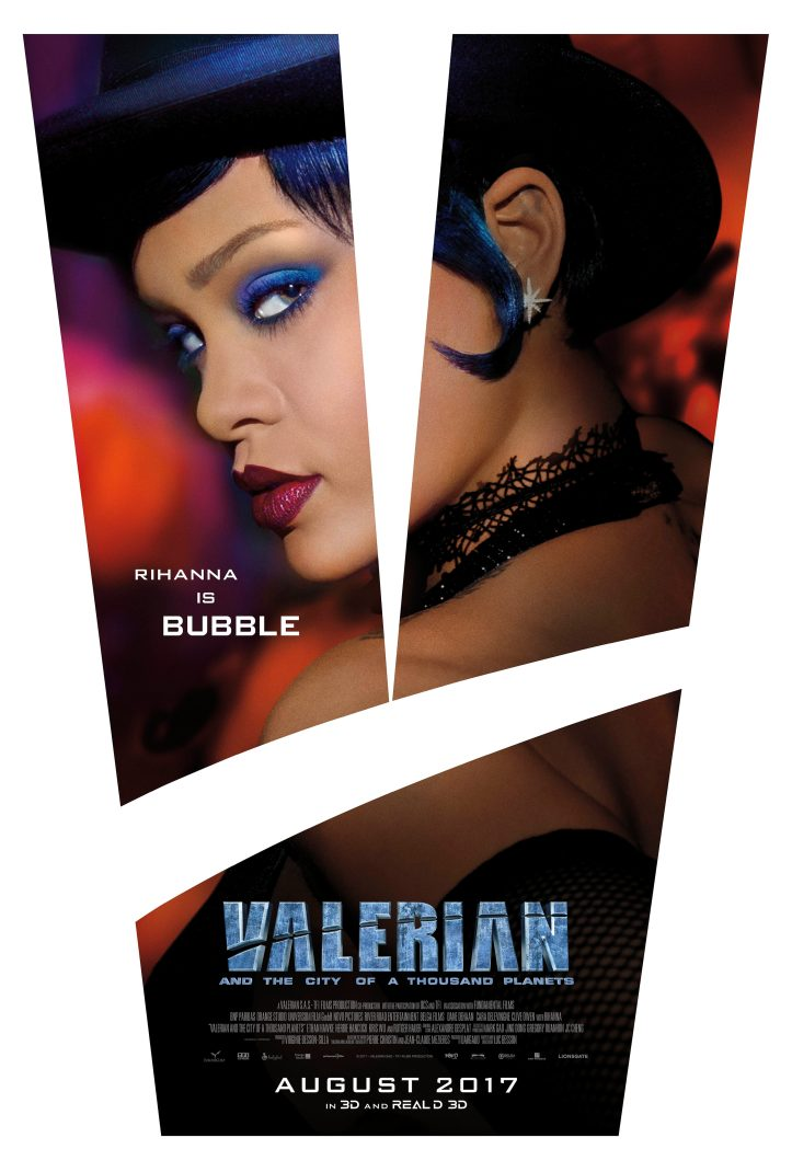 Rihanna is Bubble Valerian7