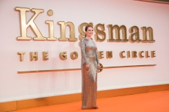 LONDON UK : CAST AND CREW ATTEND THE WORLD PREMIERE OF KINGSMAN 2, THE GOLDEN CIRCLE. (CREDIT JAMES GILLHAM / STILLMOVING.NET FOR FOX)