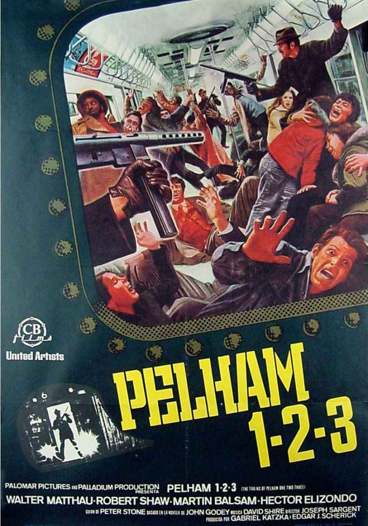 The Taking Of Pelham 123 (1974)