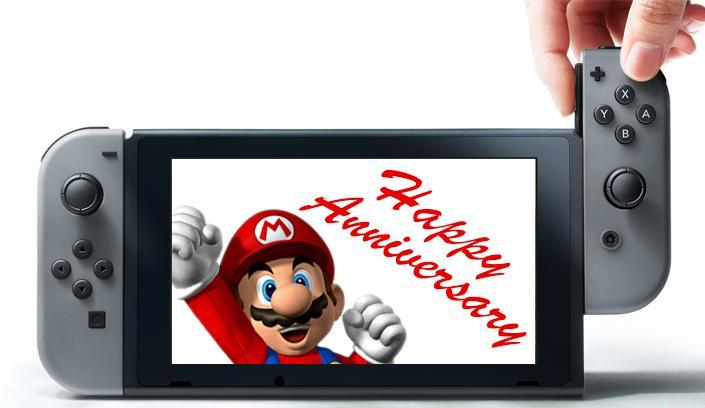 nintendo switch one year birthday