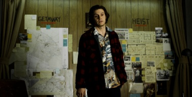 Evan Peters - American Animals
