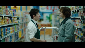 L to R_ Barry Keoghan, Evan Peters